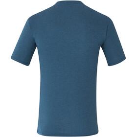 Shimano Transit Camisetas Hombre, navy